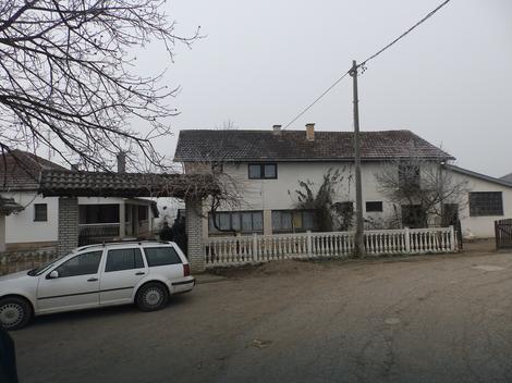 Kuća Stevanovića u kojoj je ubijena Gorica