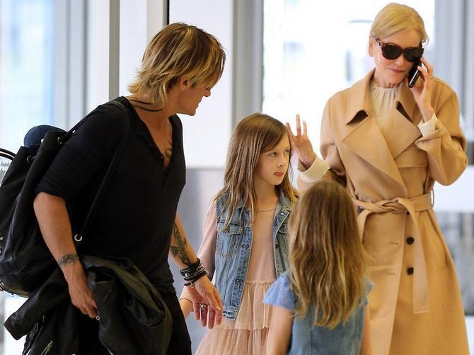 Zašto Nikol Kidman u javnosti pominje samo ovo dvoje dece?