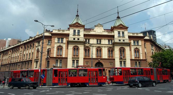 Jedan od načina da upoznate Beograd je vožnja tramvajem