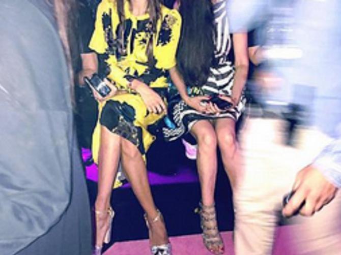 I ONE su deo odabrane ekipe: Dve PRELEPE Srpkinje OVAKO izgledaju na Nedelji visoke mode u Parizu