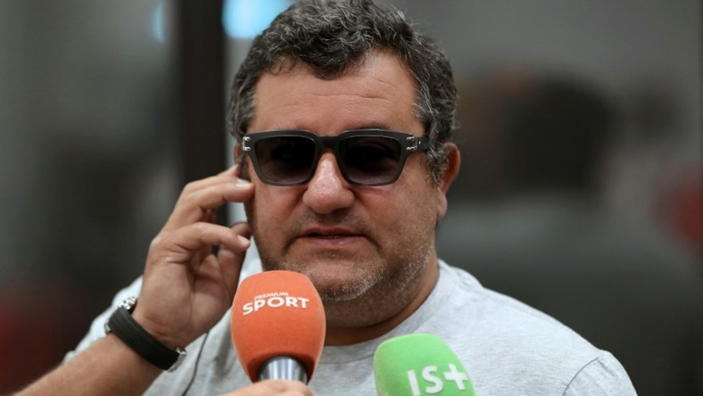 Mino Raiola: Paul Pogba's agent has worldwide Federation Internationale de Football Association ban lifted