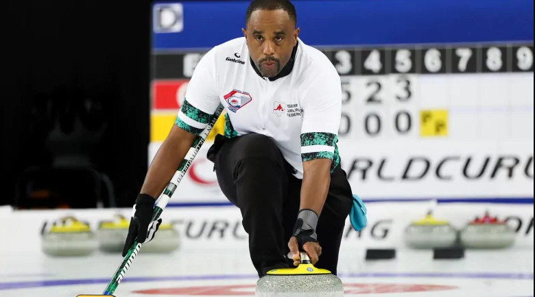 Tijani Cole was born and brought up in Nigeria and from Onitsha from Anambra State (Canadian Broadcasting Corporation)