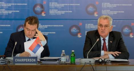 Ivica Dačić, Tomislav Nikolić