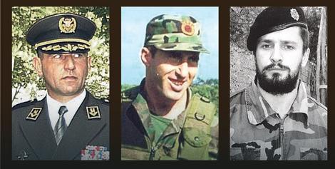 Ante Gotovina, Ramuš Haradinaj i Naser Orić