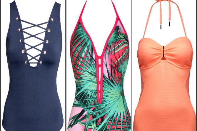 Pronašli smo modele kupaćih kostima za svaku građu: naglasite adute, kamuflirajte mane