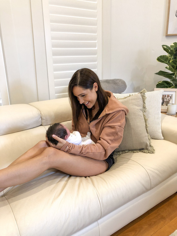 The Story Behind Kayla Itsines' Daughter's Name