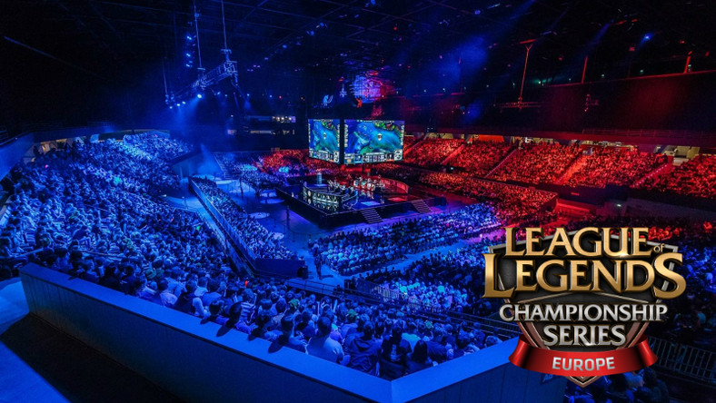 League og Legends LCS EU