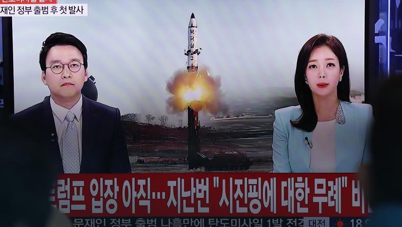 Kim Dzong Un już wkrótce będzie miał do dyspozycji rakiety dalekiego zasięgu