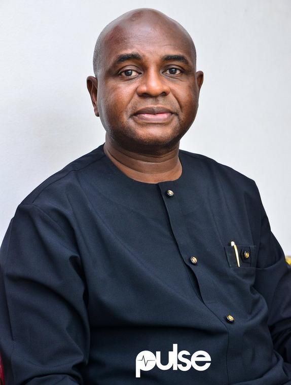 Prof. Kingsley Moghalu says he's Nigeria's next president