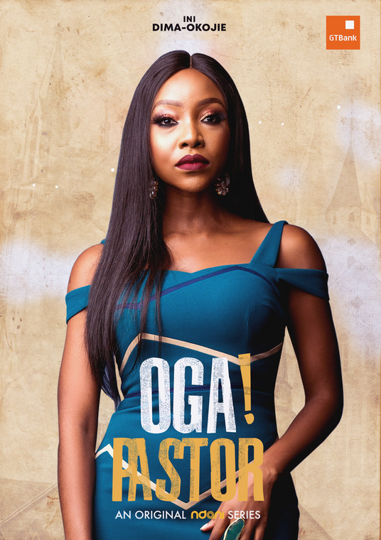 Ini Dima features on OGA! Pastor (Ndani TV)