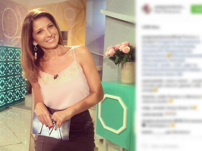 Sanja Marinković je uvek perfektno doterana! A bez šminke izgleda OVAKO!