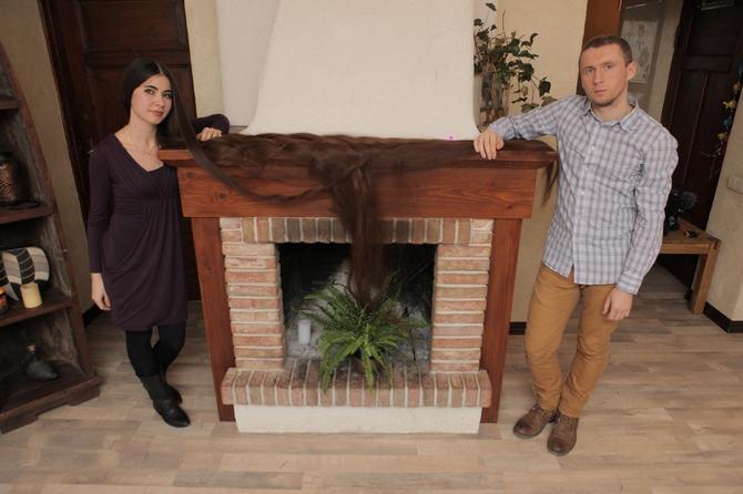Sa suprugom Ivanom Balabanom