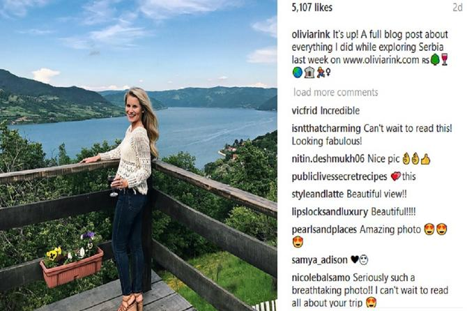 Američka blogerka posetila Srbiju i ODUŠEVILA SE: Evo šta kaže o našoj hrani i šljivovici!
