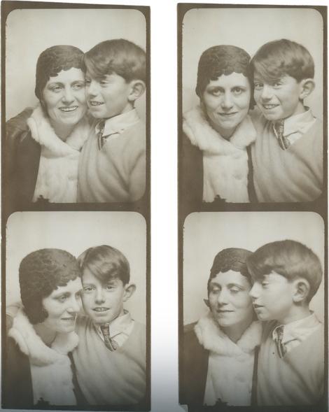 Olga i Pol Pikaso, oko 1928.