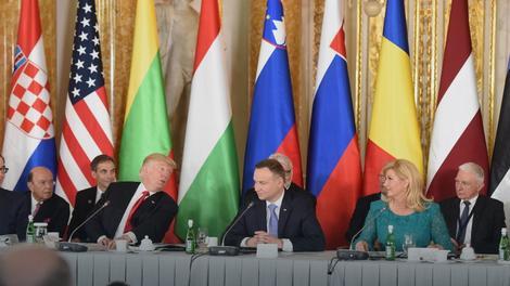 Donald Tramp kao ekskluzivni gost na samitu u Varšavi