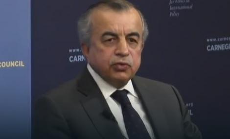 Zahir Tanin, šef Unmika na Kosovu