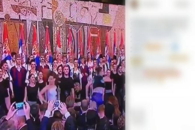 Ivan Mileusnić je svojim plesom na inauguraciji zadivio sve