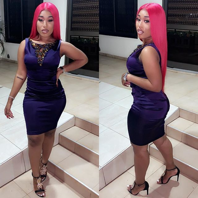 Ruff Town Record new signee, Francine Nyanko Koffi popularly called Fantana is our celebrity style crush for the week.