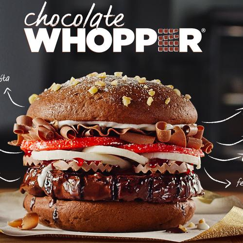 burger king a whopping strategy en Of course you love a thick, juicy, all-american burger even first lady michelle obama, anti-obesity advocate and nutrition-conscious mom.