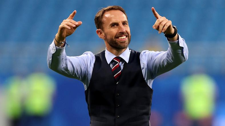 Gareth Southgate /Fotó: Getty Images
