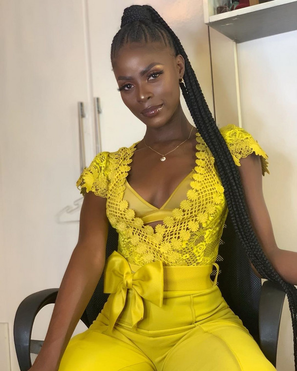 Yet again another celebrity has been reportedly harassed and humiliated by an Uber driver and this time around we are talking about Big Brother Naija's Khloe [Instagram/KokoByKhloe]