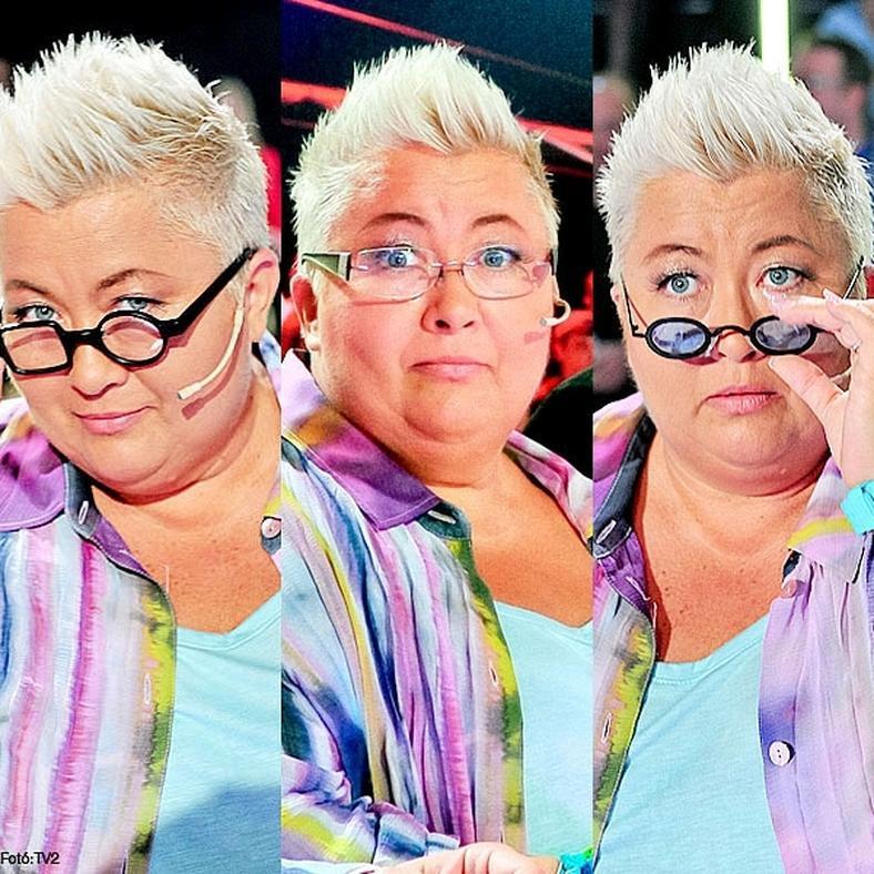 Ugyanabban a műsorban három szemüveggel villogott a Megasztár döntnöke - Blikk  Rúzs 7ae9e1e3bf