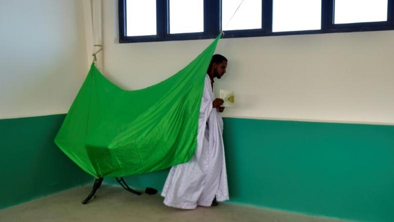Mauritanians head to polls in historic election
