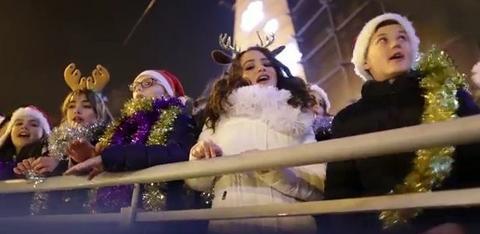 "Pinkove zvezdice snimile ""Novogodišnju pesmu""! VIDEO"