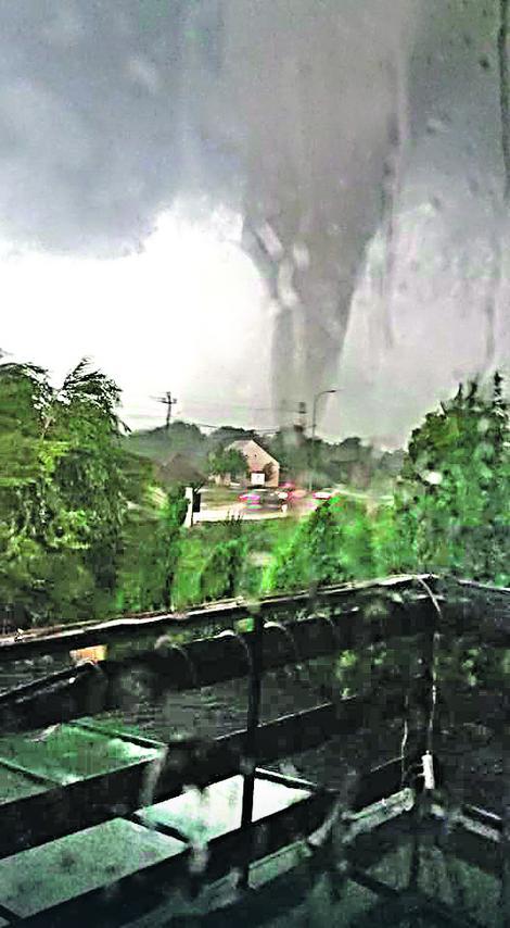 Tornado u Pančevu