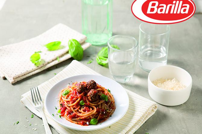Špageti sa ćuftama