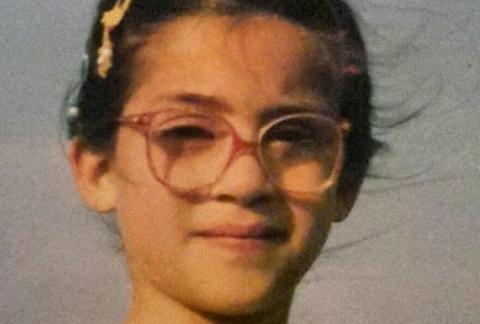 Da li možete da pogodite ko je ova devojčica?