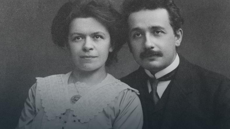 Albert i Mileva w pewnym momencie wyglądali dobrze już tylko na zdjęciach