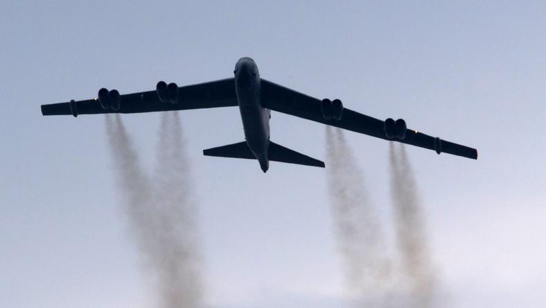 O przejęciu bombowca poinformowało wczoraj rosyjskie ministerstwo obrony