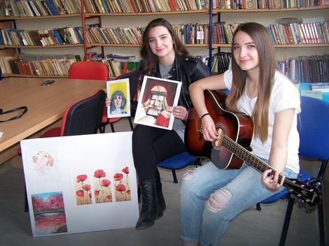 Sestre Marijana i Marija Perić