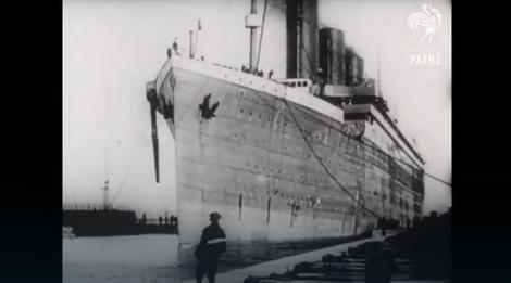 Retki snimci Titanika pre nego što je poslednji put zaplovio