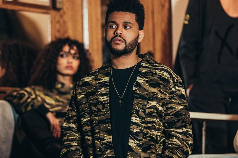 The Weeknd x Puma XO Collection III drop