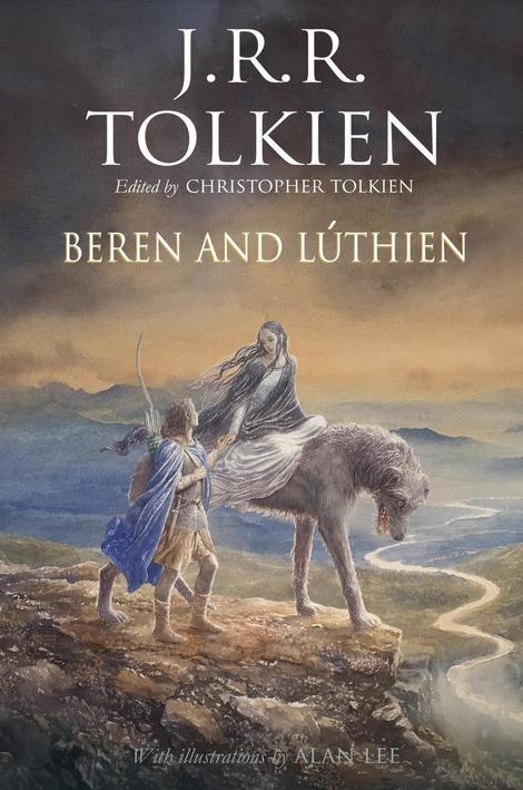 """""""Beren i Lutijena"""""""
