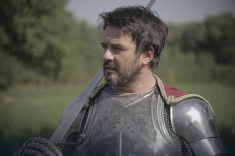 Ivan Vučković igra u prvoj epizodi