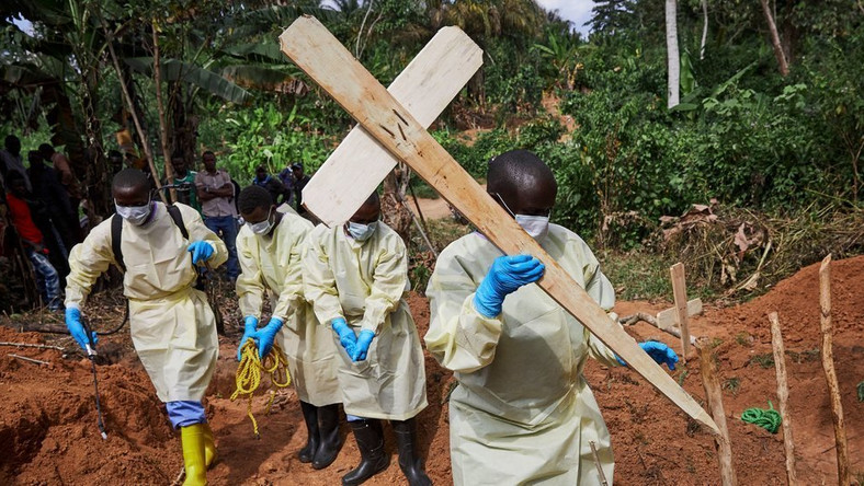 Ebola claims more than 1000 lives in the DRC