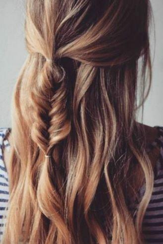 szybkie triki na fryzury w 5 minut dla tych co kochają