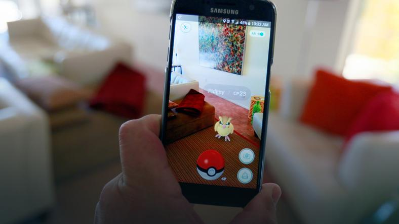 In Poland more and more popular is the game  & quot; Pokemon Go & quot;