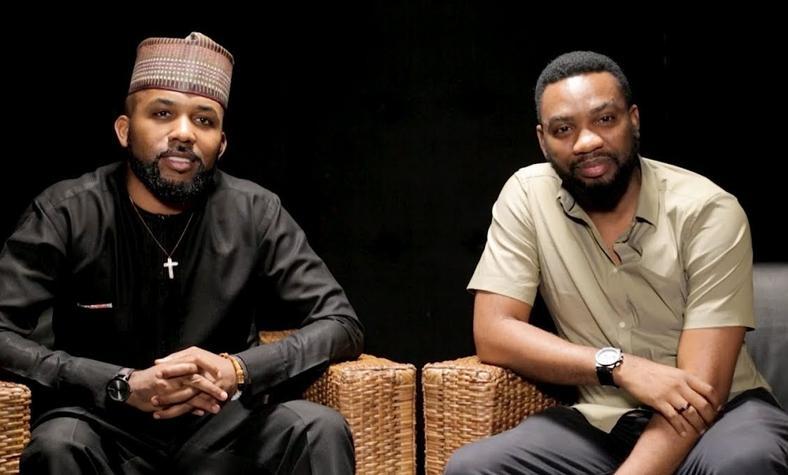 Ibrahim Suleiman and Banky W [NETng]