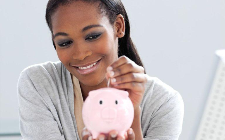 Budgeting helps you save more money