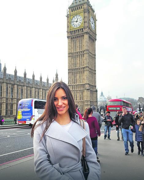 Milena Vuletić se pored Osksforda upisala na još četiri univerziteta u Engleskoj