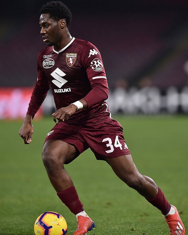 Ola Aina played 32 games and scored twice in a successful loan stint with Torino (Instagram/Ola Aina)