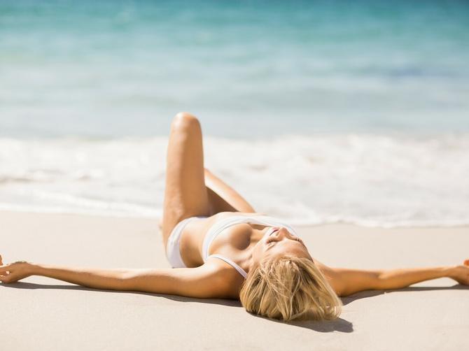 Prirodna ulja za sunčanje: Savršeno bronzana koža