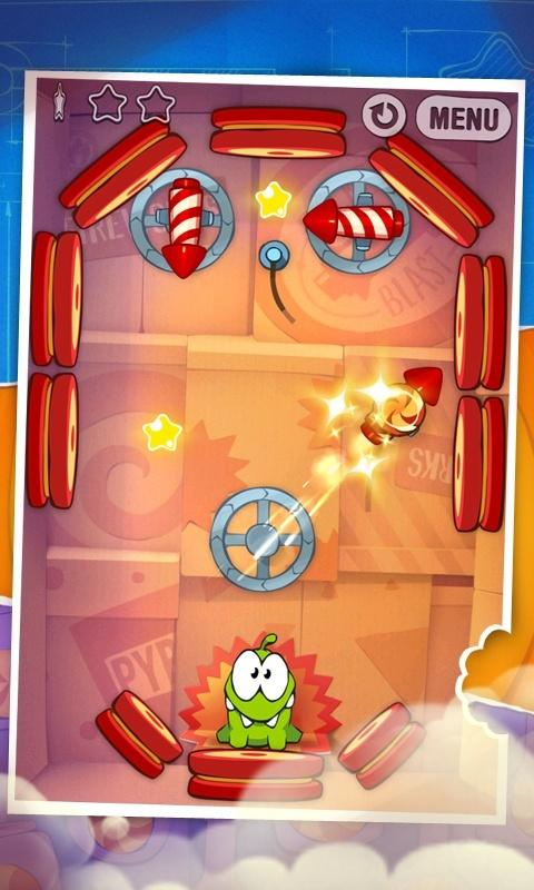 gameplanet Cut The Rope Experiments