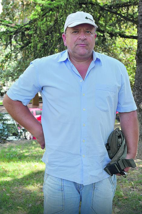 Dragan Pavlović, automehaničar
