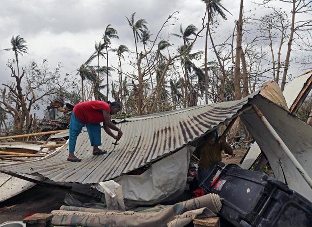Portoriko posle uragana Marija
