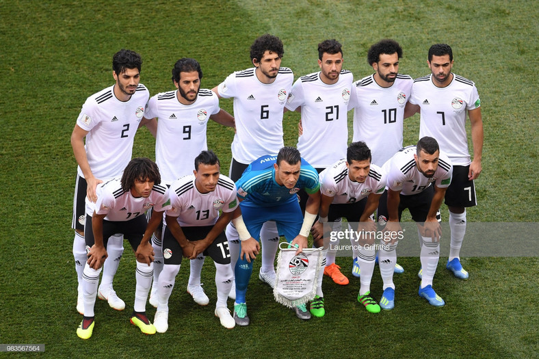 Host Egypt are in Group A (Laurence Griffiths/Getty Images)